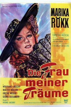 Die Frau meiner Träume 1944 Poster