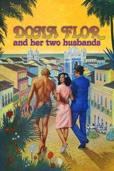Dona Flor and Her Two Husbands 1976 Poster