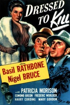 Dressed to Kill 1946 Poster