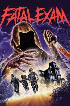 Fatal Exam 1990 Poster