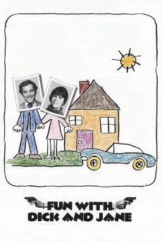Fun with Dick and Jane 1977 Poster