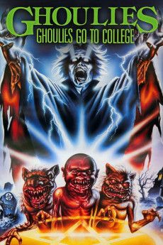 Ghoulies III: Ghoulies Go to College 1990 Poster