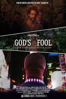 God's Fool 2020 Poster