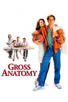 Gross Anatomy 1989 Poster