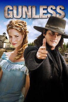 Gunless 2010 Poster