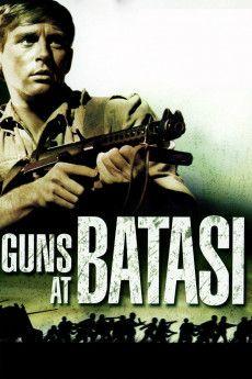 Guns at Batasi 1964 Poster