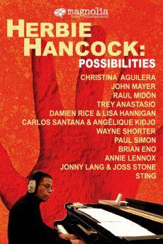 Herbie Hancock: Possibilities 2006 Poster