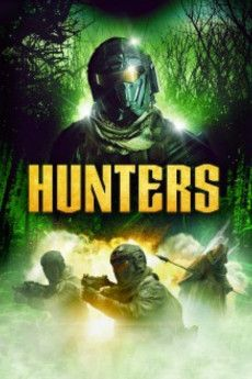 Hunters 2021 Poster