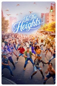 In the Heights 2021 Poster