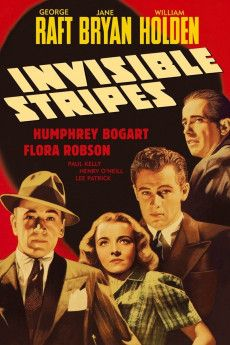 Invisible Stripes 1939 Poster