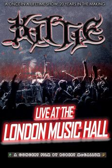 Kittie: Live at the London Music Hall 2019 Poster