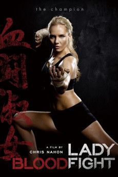Lady Bloodfight 2016 Poster