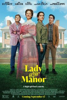 Lady of the Manor 2021 Poster
