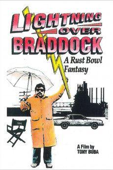Lightning Over Braddock: A Rustbowl Fantasy 1988 Poster
