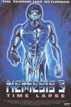 Nemesis 3: Time Lapse 1996 Poster