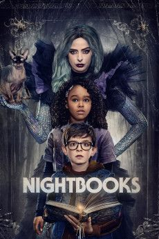 Nightbooks 2021 Poster