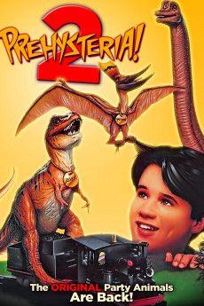 Prehysteria! 2 1994 Poster