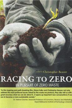 Racing to Zero, in Pursuit of Zero Waste 2014 Poster