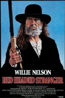 Red Headed Stranger 1986 Poster
