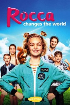 Rocca Changes the World 2019 Poster