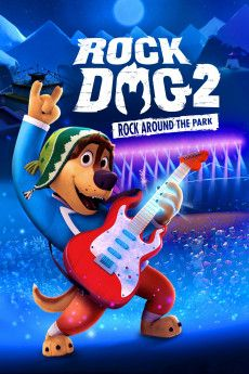 Rock Dog 2 2021 Poster