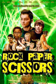 Rock Paper Scissors 2021 Poster