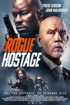 Rogue Hostage 2021 Poster