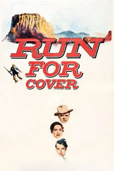 Run for Cover 1955 Poster