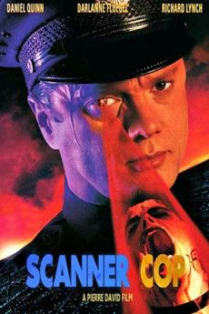 Scanner Cop 1994 Poster
