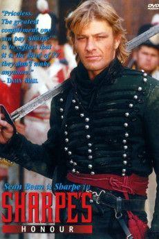 Sharpe Sharpe's Honour 1994 Poster