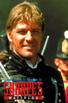 Sharpe Sharpe's Waterloo 1997 Poster