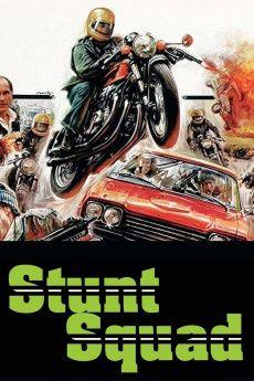 Stunt Squad 1977 Poster