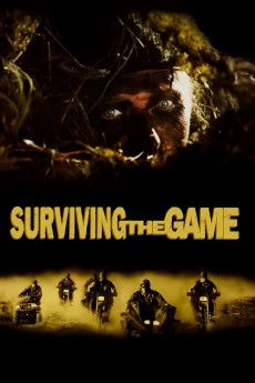 Surviving the Game 1994 Poster