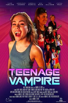 Teenage Vampire 2020 Poster