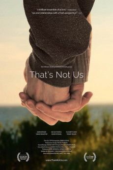 That's Not Us 2015 Poster