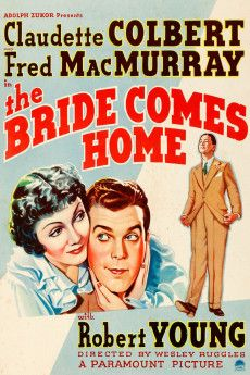 The Bride Comes Home 1935 Poster