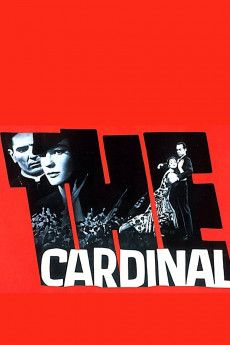 The Cardinal 1963 Poster