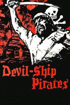 The Devil-Ship Pirates 1964 Poster