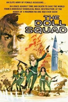 The Doll Squad 1973 Poster