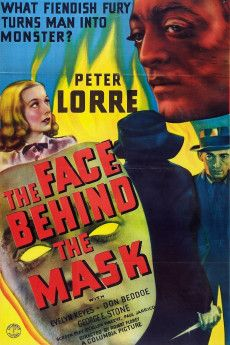 The Face Behind the Mask 1941 Poster