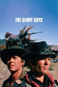 The Glory Guys 1965 Poster