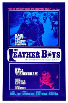 The Leather Boys 1964 Poster