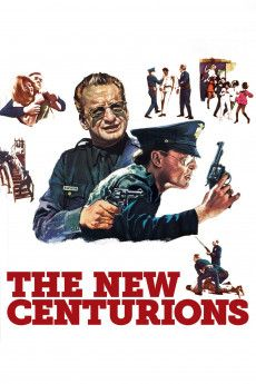 The New Centurions 1972 Poster