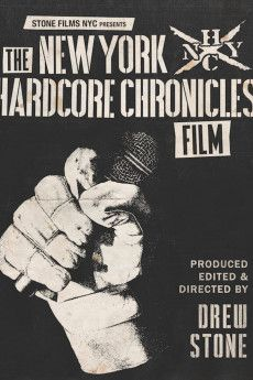 The NYHC Chronicles Film 2017 Poster