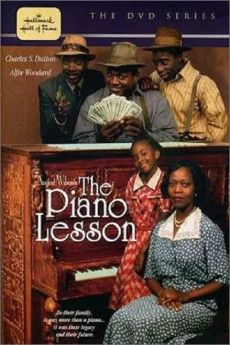 The Piano Lesson 1995 Poster