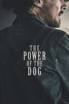The Power of the Dog 2021 Poster