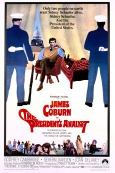 The President's Analyst 1967 Poster