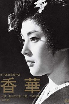 The Scent of Incense 1964 Poster