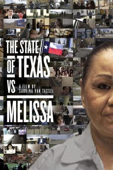The State of Texas vs. Melissa 2020 Poster