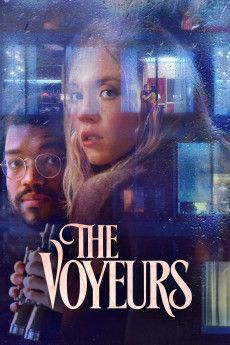 The Voyeurs 2021 Poster
